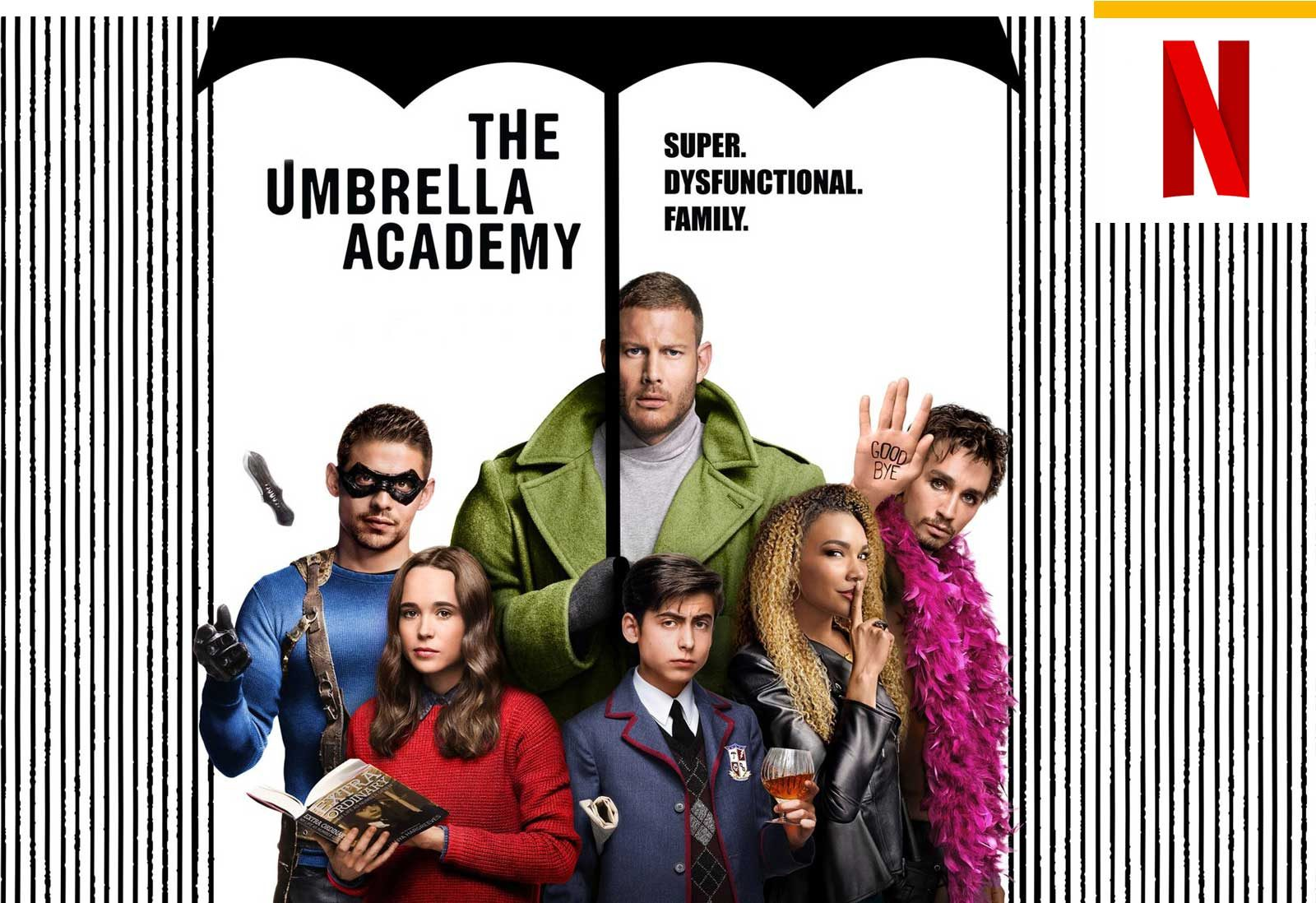 The Umbrella Academy – 31 juli