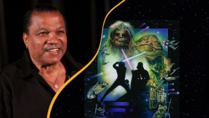 "Billy Dee Williams gör comeback i ""Star Wars: Episod IX"""