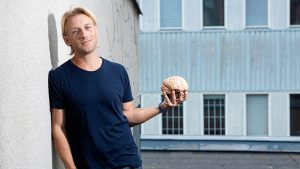 """Snart premiär för """"Din hjärna"""" med Anders Hansen på SVT"""
