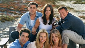 """""""Vänner""""-gänget återförenas i specialavsnitt"""