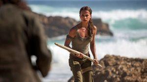Alicia Vikander som Lara Croft i Tomb Raider!